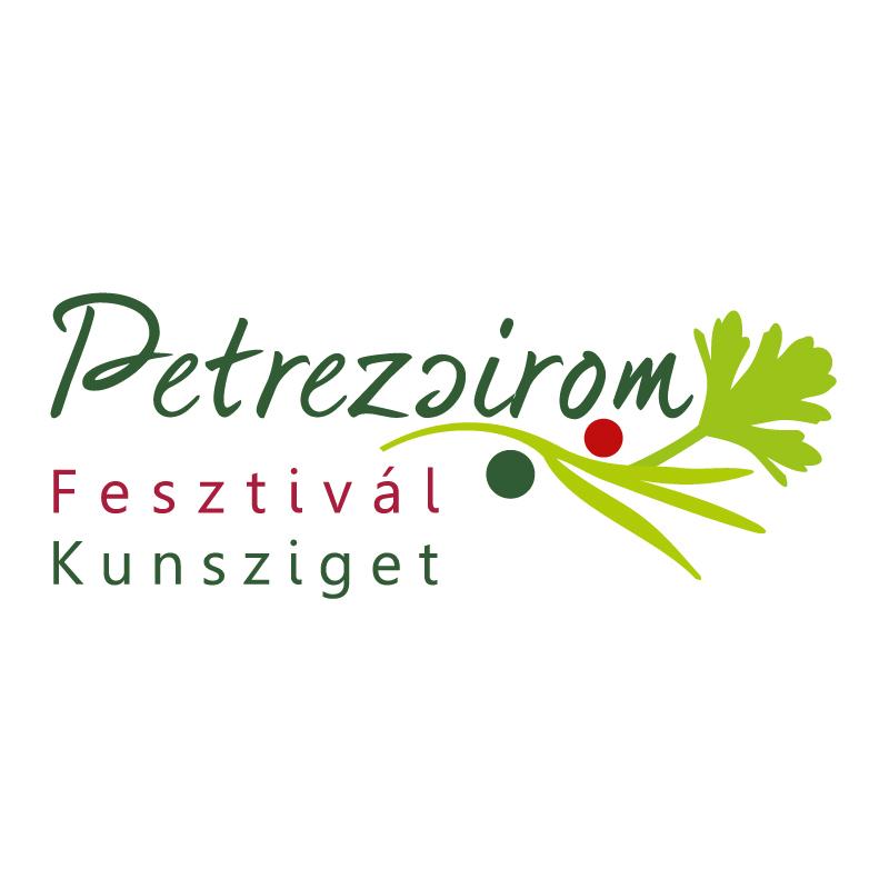 Petrezsirom fesztivál logó