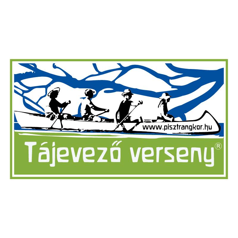 Tájevező verseny logó