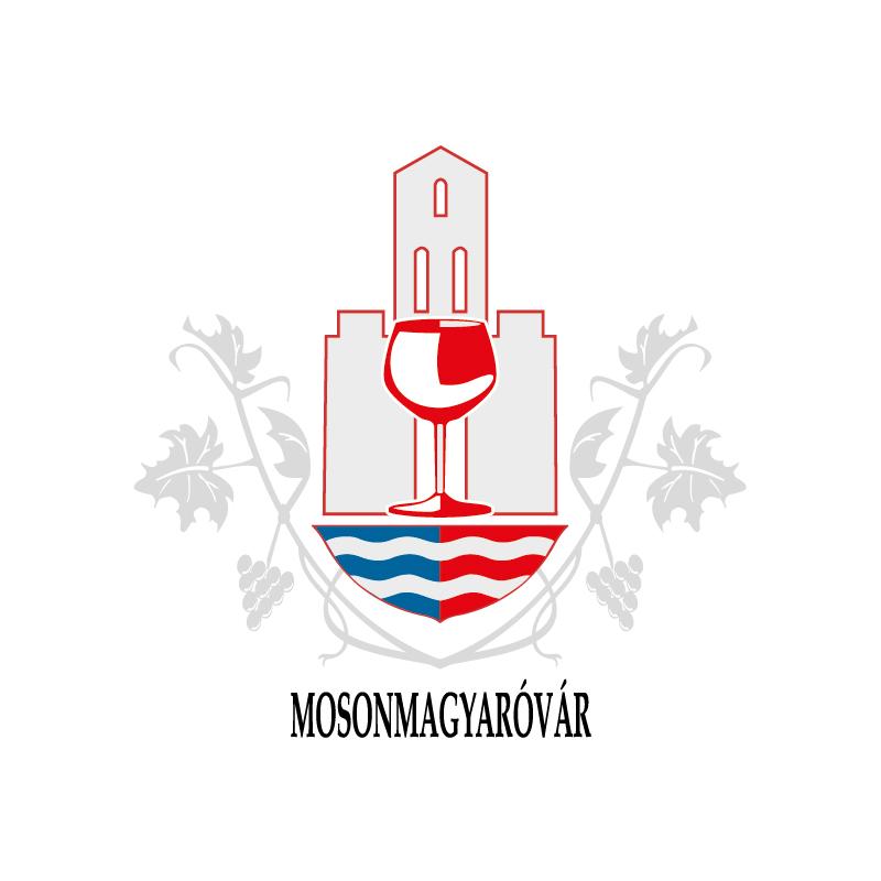 Vármegyék bora fesztivál logó
