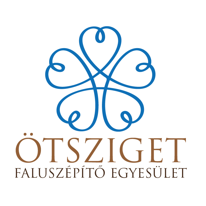 Ötsziget egyesület logó