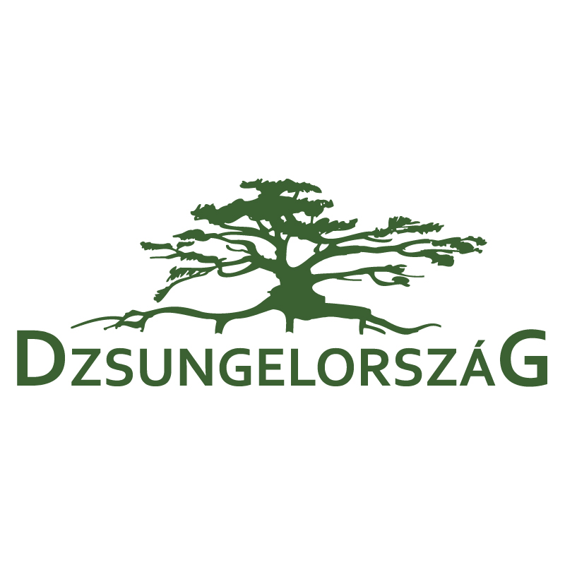 dzsungelország logó