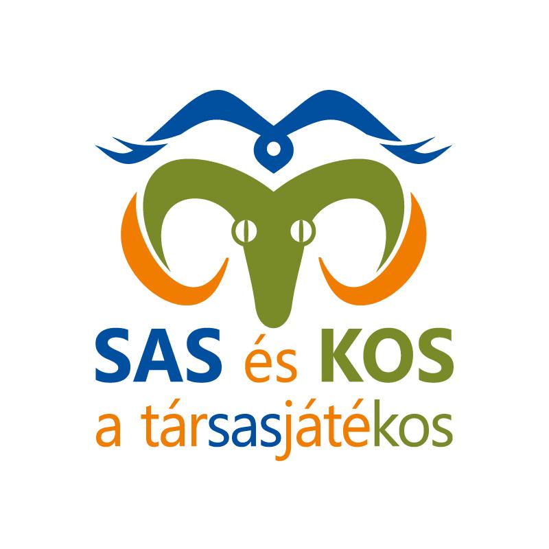 Sas és Kos logó