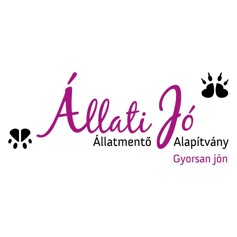 állatmentő logó