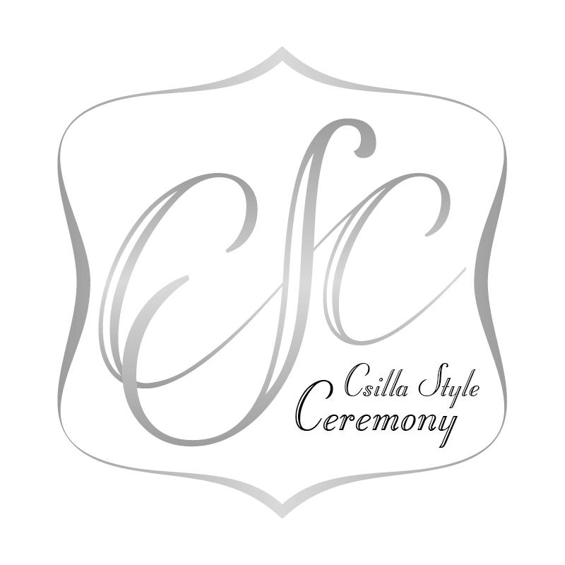 csilla style ceremony logó