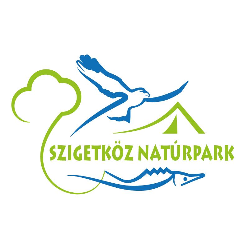 Szigetközi natúrpark logó
