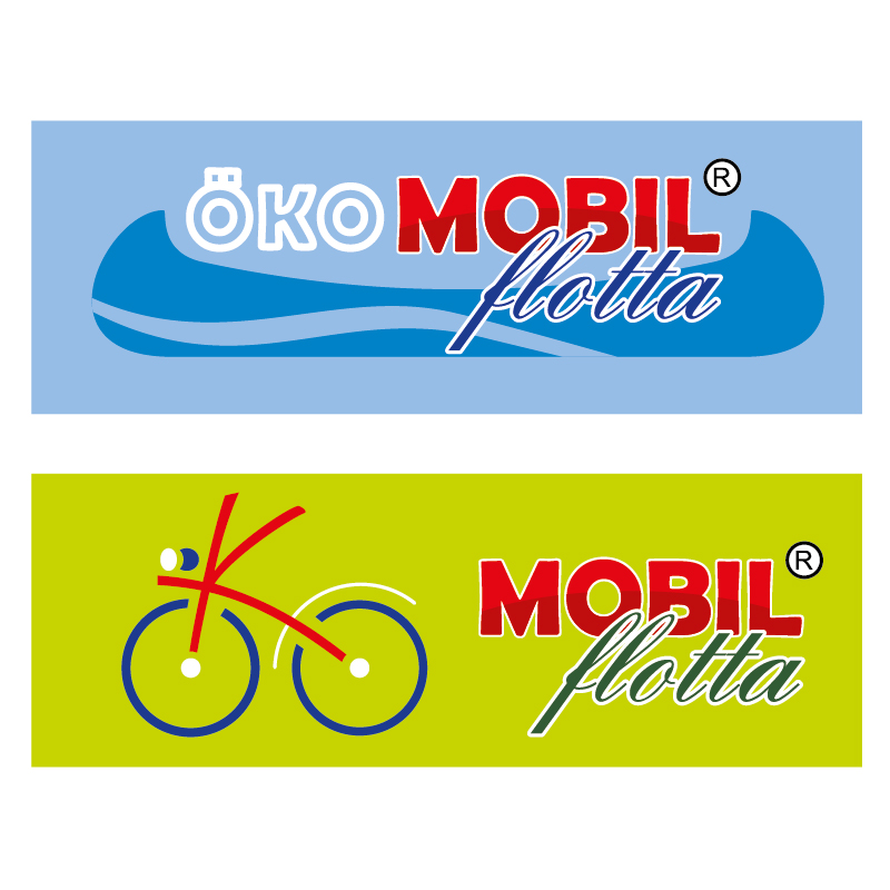 Öko mobil flotta logó