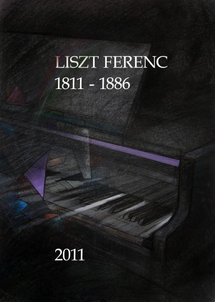 Liszt Ferenc plakát